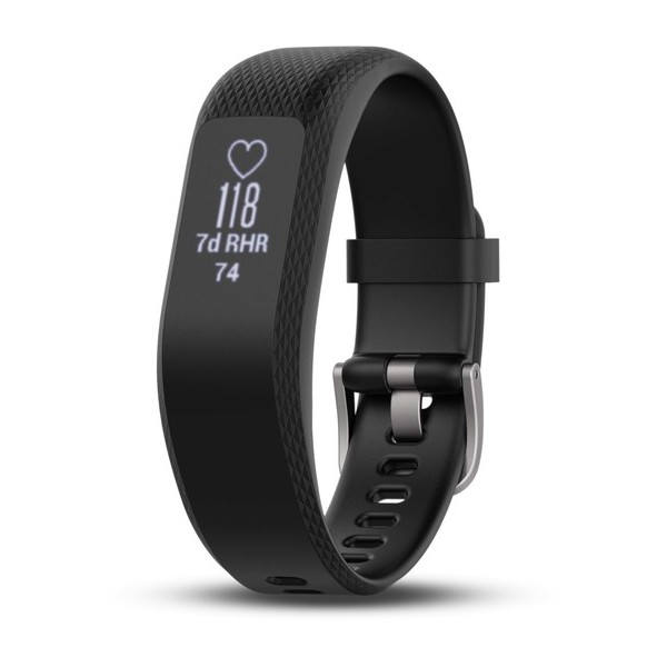 vivosmart 3 Black, Large