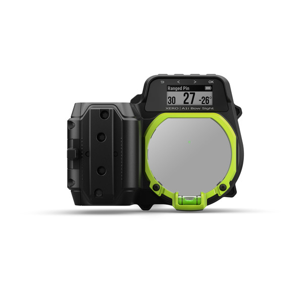 Xero™ A1i Bow Sight Auto-ranging Digital Sight with Dual-color LED Pins - Left Hand