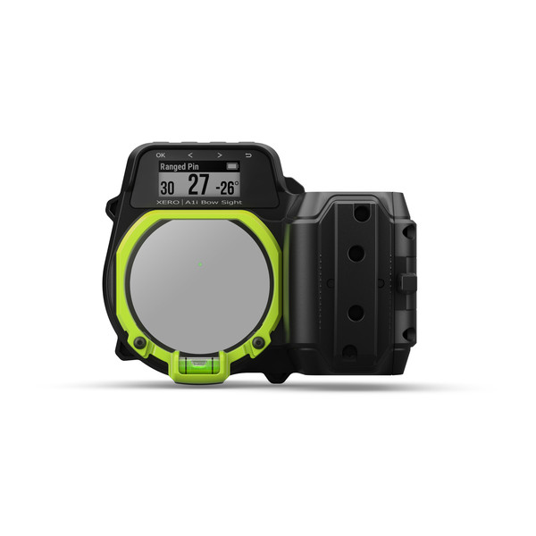 Xero™ A1i Bow Sight Auto-ranging Digital Sight with Dual-color LED Pins - Right Hand