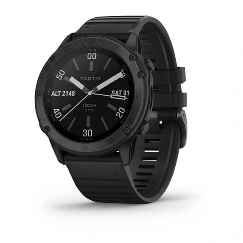 tactix® Delta - Sapphire Edition Premium Tactical GPS Watch with Silicone Band
