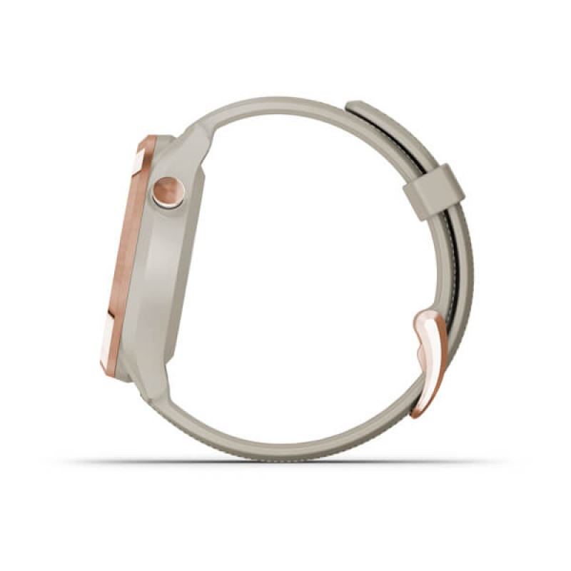 Approach® S42 Rose Gold with Light Sand Band