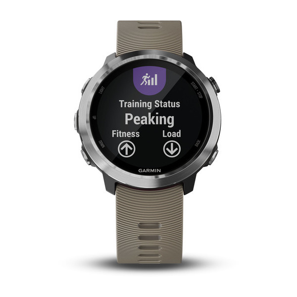 Forerunner® 645 With Sandstone Colored Band