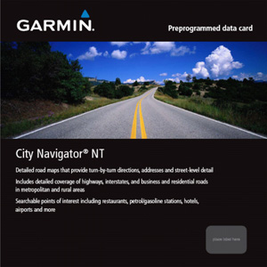 City Navigator Europe NT  Nordics