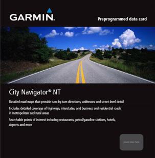City Navigator Europe NT  Spain & Portugal