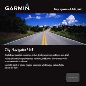 City Navigator Europe NT Turkey