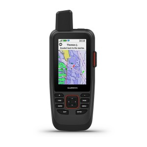 GPSMAP 86sci Marine Handheld With BlueChart g3 Coastal Charts and inReach Capabilities