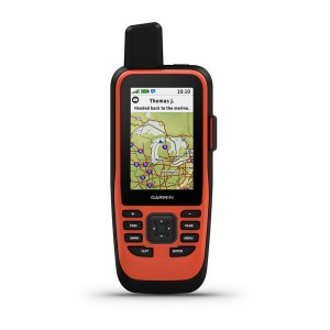 GPSMAP® 86i Marine Handheld With inReach® Capabilities