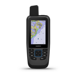GPSMAP® 86sc Marine Handheld Preloaded With BlueChart® g3 Coastal Charts