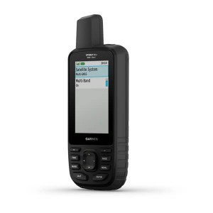 GPSMAP® 66sr Multi-Band/GNSS Handheld with Sensors and TOPO Maps